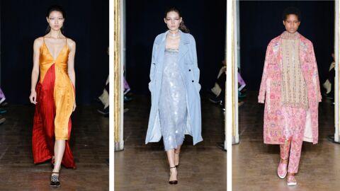 Fashion Week Femme: découvrez les backstages du défilé Rahul Mishra, un défilé plein de souvenirs