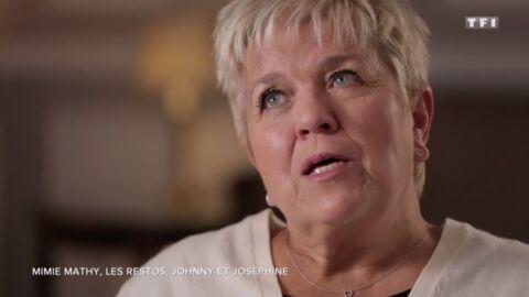 VIDEO Héritage Johnny Hallyday: pour Mimie Mathy, il n'aurait jamais déshérité ses enfants
