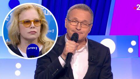 Laurent Ruquier détruit Sylvie Vartan et diffuse une séquence CHOQUANTE pour les fans dans ONPC