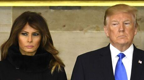Donald Trump toujours aussi goujat: découvrez le dernier coup qu'il a fait à Melania