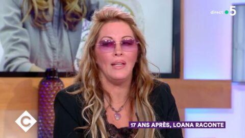 VIDEO Loft Story: Loana se sent incapable de revoir les images de l'émission