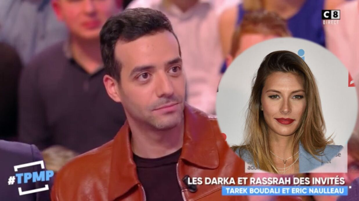 VIDEO Camille Cerf: Tarek Boudali en dit plus sur sa relation avec Miss France 2015