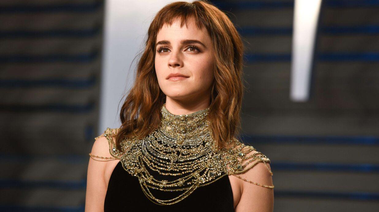 Emma Watson ironise sur son tatouage raté aux Oscars