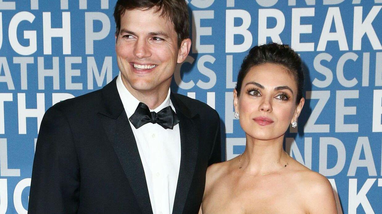 Ashton Kutcher et Mila Kunis ont déjà prévu de déshériter leurs deux enfants