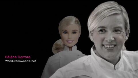 PHOTO Hélène Darroze: la jurée de Top Chef est la deuxième Française à avoir une poupée Barbie à son effigie