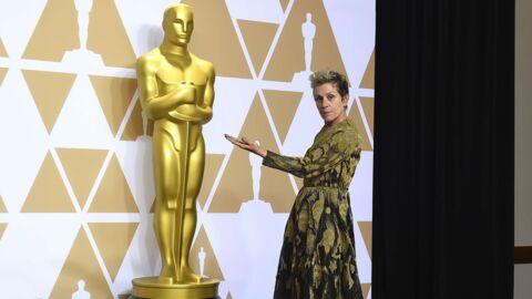L'actrice Frances McDormand s'est fait voler son Oscar après la cérémonie