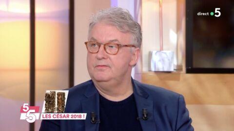 VIDEO Dominique Besnehard revient sur la phrase de Laura Smet aux César 2018