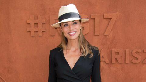 PHOTOS Ariane Brodier fière de sa silhouette post-accouchement