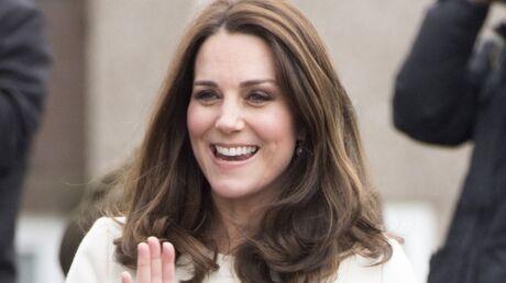 PHOTOS Kate Middleton: son GROS baby bump de sortie à quelques semaines de l'accouchement