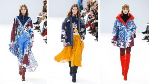 Fashion Week femme: Leonard Paris, l'Islande fleurie