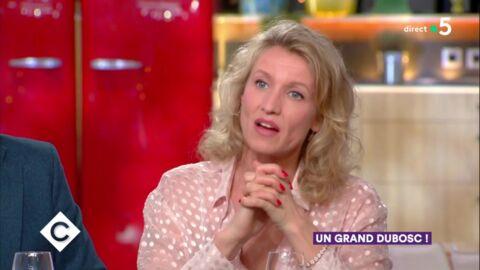 VIDEO Alexandra Lamy révèle ce qu'elle a dû faire pour tourner avec Franck Dubosc