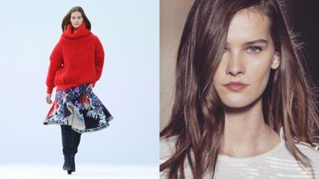 8 questions beauté à Magdalena Chachlica, mannequin coup de cœur de la Fashion Week de Paris