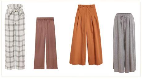 Le pantalon large: 35 pièces à shopper d'urgence!