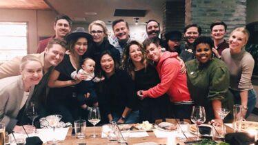 Glee-union de famille