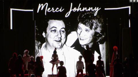 VIDEO Les Enfoirés: revivez l'hommage émouvant à Johnny Hallyday