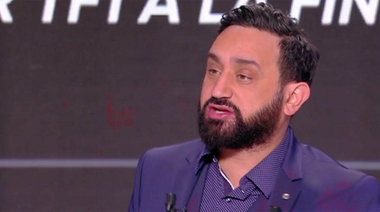 VIDEO Cyril Hanouna tacle violem­ment Laurence Bocco­lini