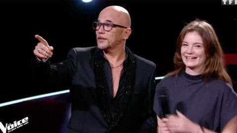 VIDEO The Voice : Pascal Obispo retrouve un camarade de classe dans le public