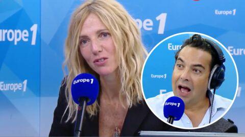 VIDEO Pourquoi Sandrine Kiberlain a catégoriquement refusé de parler de son nouveau film