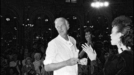 Le couturier Hubert de Givenchy est décédé à l'âge de 91 ans