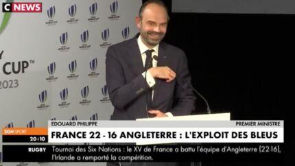 VIDEO Edouard Philippe: le lapsus du Premier ministre qui fait rire tout le monde (même lui)