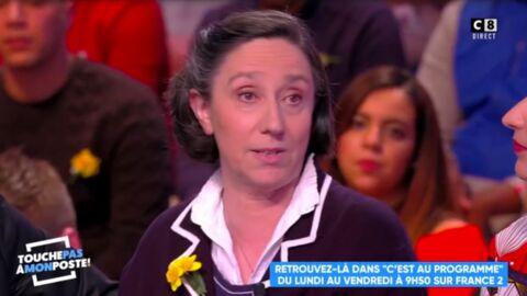 VIDEO Danielle Moreau regrette d'avoir quitté Touche pas à mon poste