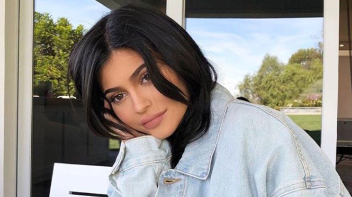 Kylie Jenner révèle les nombreux kilos qu'elle a pris pendant sa grossesse… puis regrette son acte!