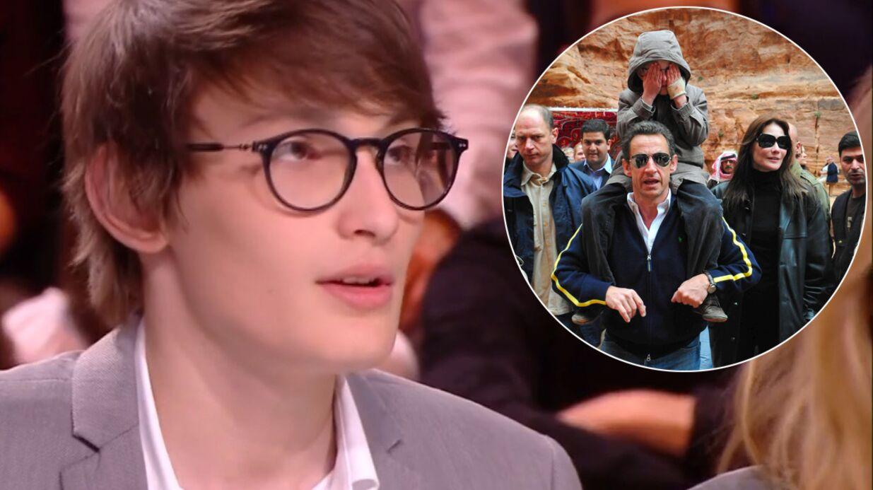 VIDEO Aurélien Enthoven agacé par une question sur une photo de lui et Nicolas Sarkozy