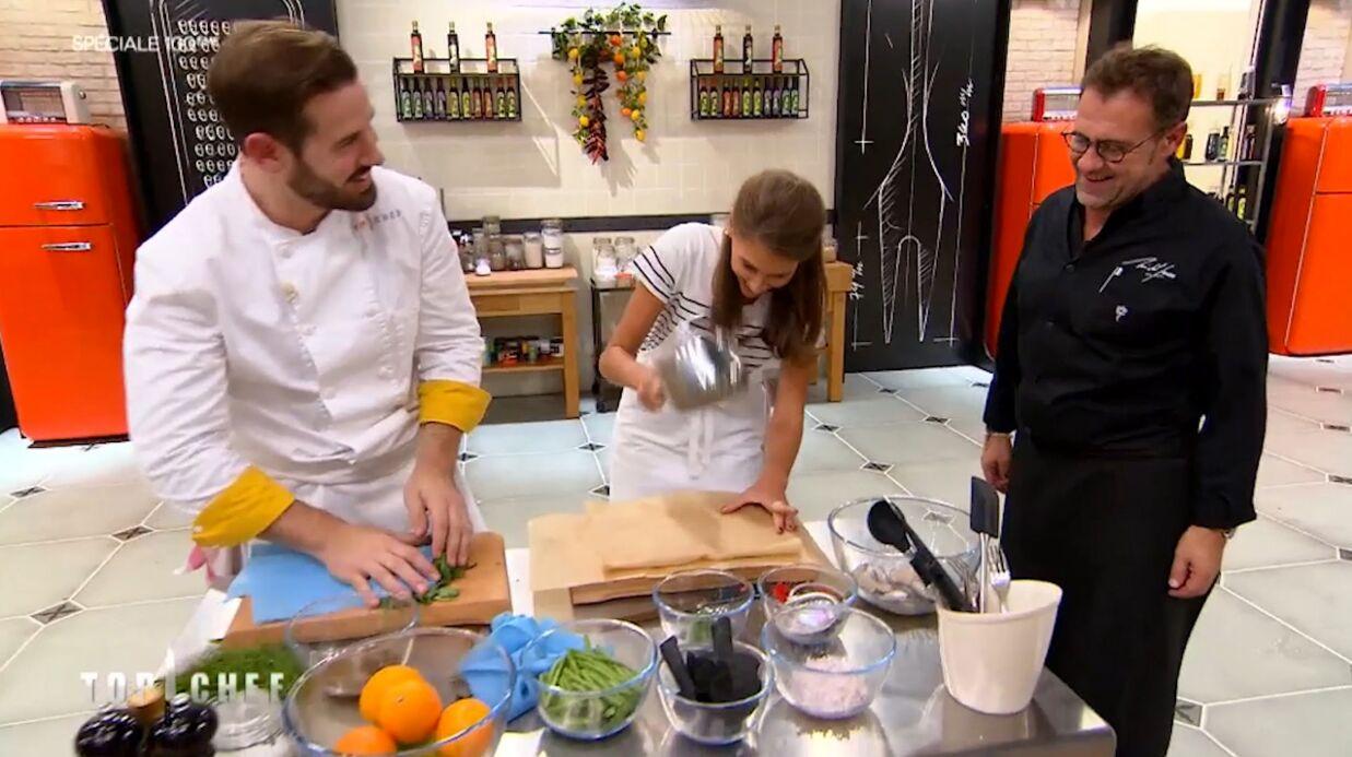 VIDEO Vincent Crepel (Top Chef): sous le charme d'Ophélie Meunier, il est transformé