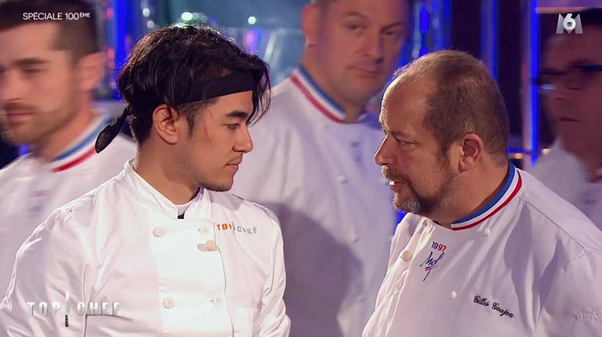 Top Chef: accusé d'avoir humilié Geoffrey, le chef Gilles Goujon se défend