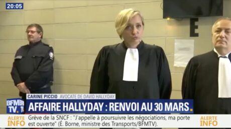 Procès Johnny Hallyday: soulagement et colère du côté des avocats de David Hallyday et Laura Smet