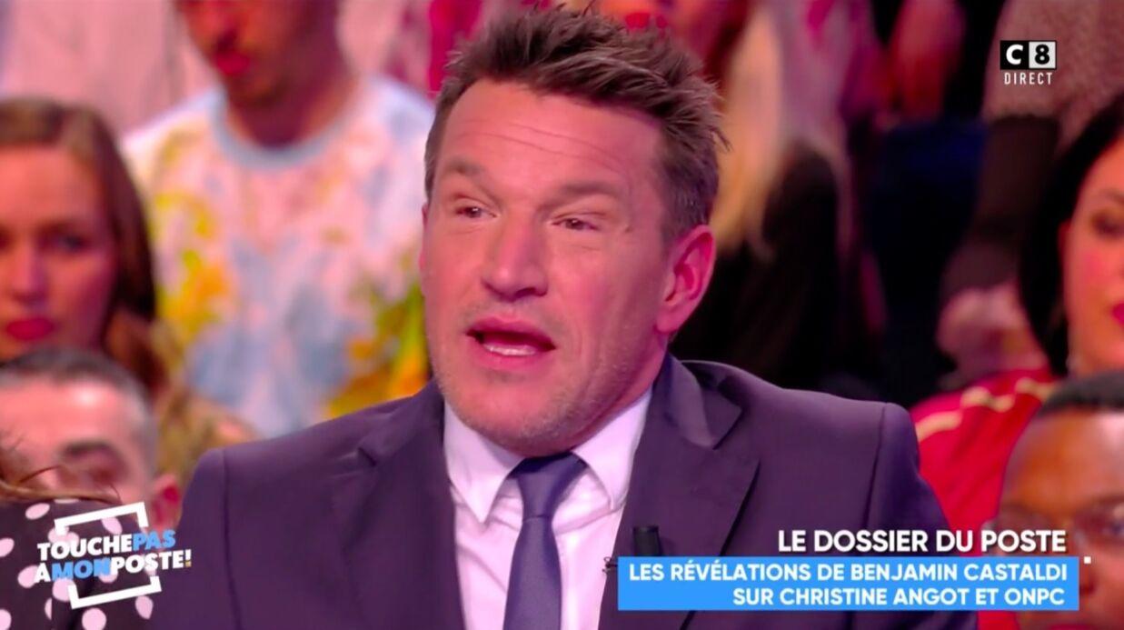 VIDEO Benjamin Castaldi: son nouveau scoop sur Christine Angot (qu'il a eu de la bouche de Laurent Ruquier)