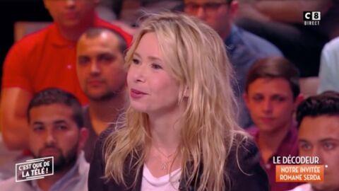 VIDEO Pourquoi Romane Serda ne veut plus parler de Renaud?