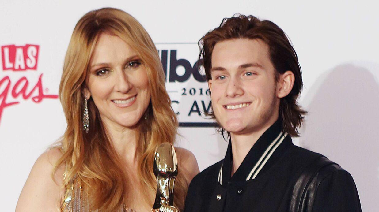 René-Charles Angélil, le fils de Céline Dion change COMPLÈTEMENT de look