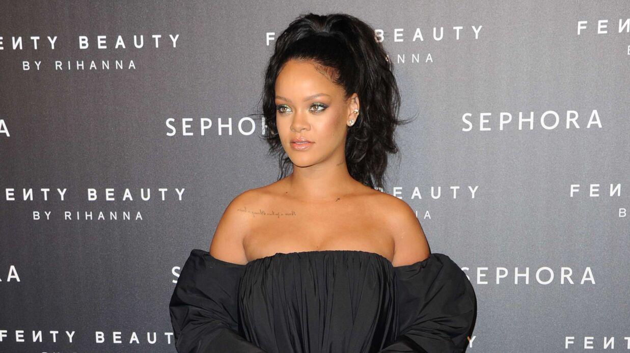Rihanna en colère contre Snapchat après la diffusion d'une pub qui propose de la «gifler»