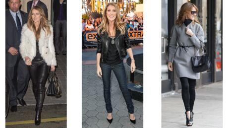 Céline Dion a 50 ans: ces 15 fois où elle était à la pointe de la mode