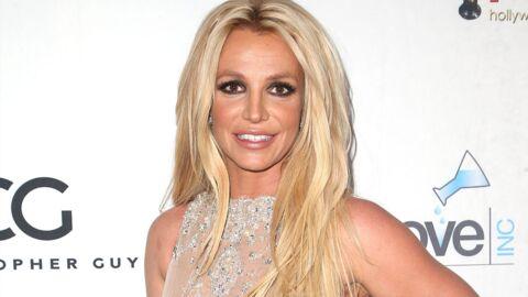 Britney Spears en pleine séance de sport, elle dévoile ses abdos en béton
