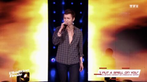 VIDEO The Voice : un candidat pète les plombs en pleine prestation