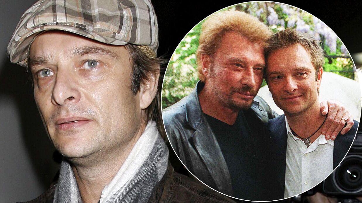 Johnny Hallyday: pour lui écrire son album Sang pour sang, son fils David avait posé deux conditions