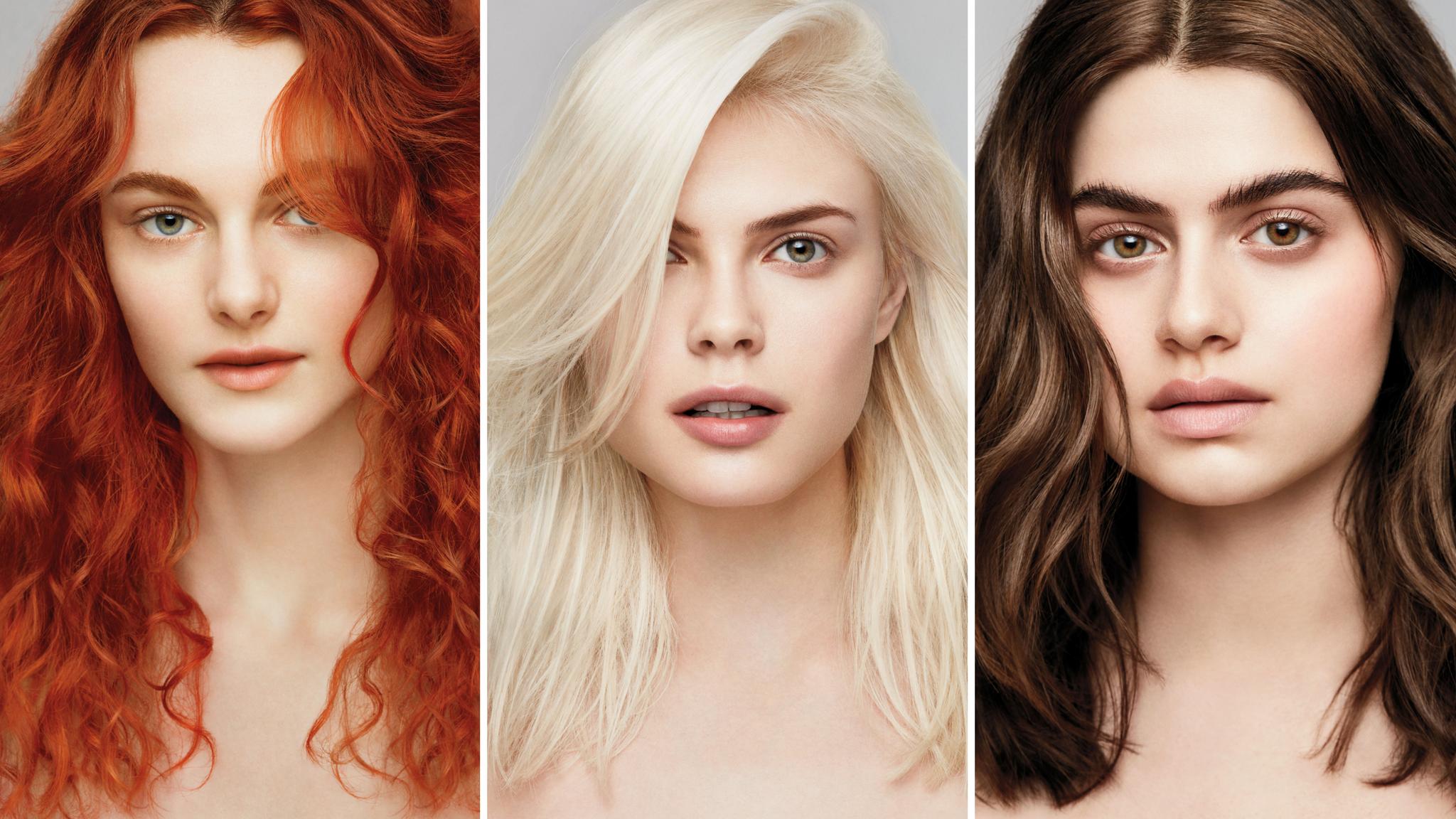 Jours pour la coloration des cheveux en juin 2016