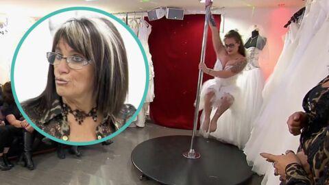 VIDEO La robe de ma vie: une mariée ébranle les téléspectateurs en se jetant sur une barre de pole dance
