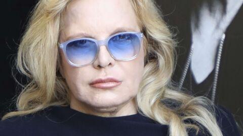 Sylvie Vartan en larmes pendant les répétitions de son hommage à Johnny Hallyday