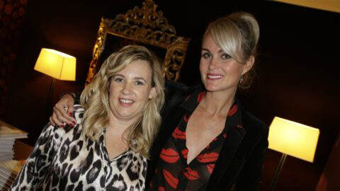 PHOTO Laeticia Hallyday: la bouleversante déclaration de son amie Hélène Darroze pour son anniversaire