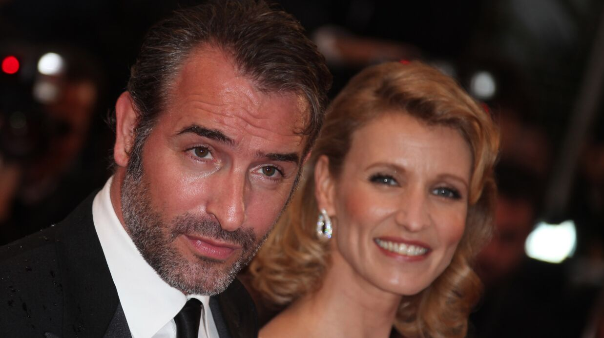 Jean dujardin son touchant geste envers alexandra lamy for Jean dujardin fille