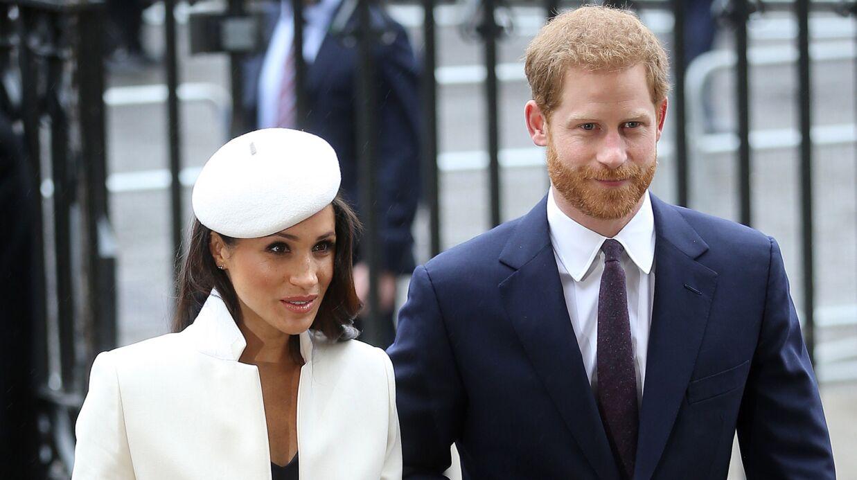 Mariage du prince Harry et de Meghan Markle  ce qu\u0027ils ont prévu pour leur  gâteau de mariage