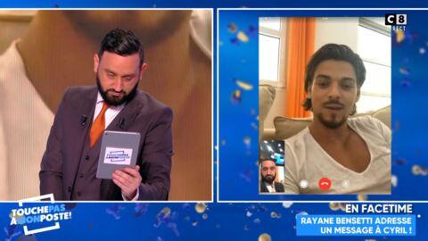 VIDEO Rayane Bensetti donne de ses nouvelles et explique pourquoi il a quitté la France