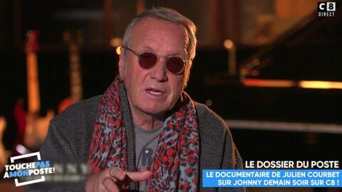 VIDEO Yves Rénier raconte le jour où Johnny Hallyday a insulté Laeticia devant lui