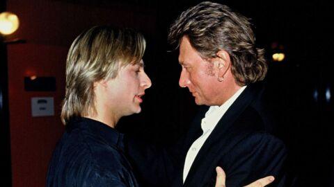 Mort de Johnny Hallyday: les terribles mots du rocker quand il avait David au téléphone