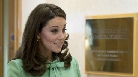 PHOTOS Kate Middleton enceinte: la duchesse fait une sortie surprise avec son beau baby-bump