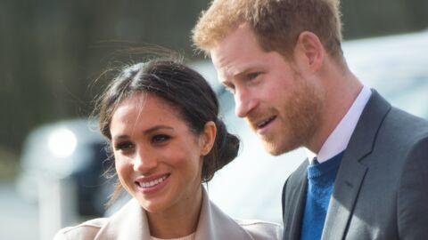 PHOTO Mariage de Meghan Markle et du prince Harry: voilà à quoi ressemblent les invitations