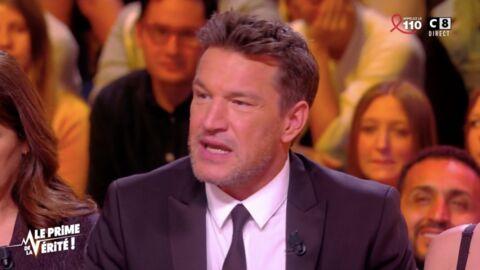 VIDEO Benjamin Castaldi clashe Christophe Beaugrand et se réjouit de la baisse d'audience de Secret Story